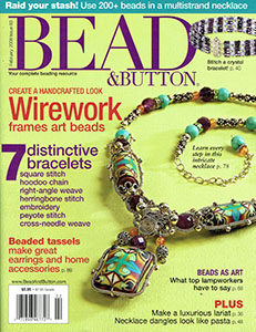 28987f814 BEAD & BUTTON Magazine Review