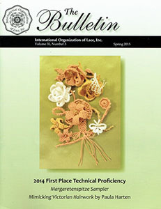 IOLI's THE BULLETIN Magazine Review on