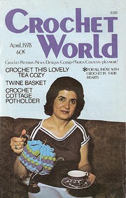 cadc305487a3 CROCHET WORLD Magazine Review