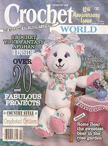 Crochet World Magazine Review