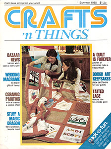 Crafts N Things Magazine Review