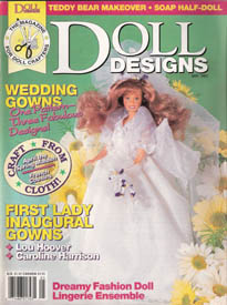 Doll Designs Magazine Review