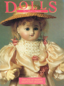 DOLLS, THE COLLECTOR'S MAGAZINE Review