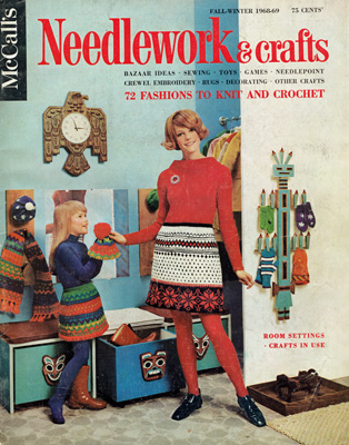 efa35f8ede3 MCCALL S NEEDLEWORK   CRAFTS Magazine Review
