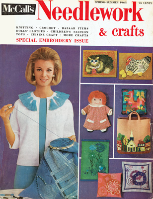 120fc081a2c MCCALL S NEEDLEWORK   CRAFTS Magazine Review