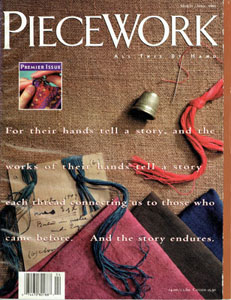 Cross Stitch Magazine Number 18 Published 1993