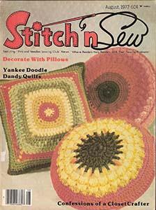 Stitch N Sew Magazine Review