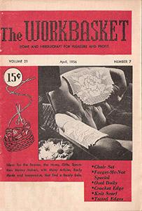 Aunt Martha S Workbasket Magazine 1950 S Review