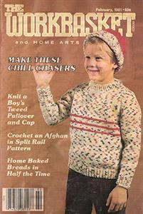 Aunt Martha S Workbasket Magazine 1980 Review